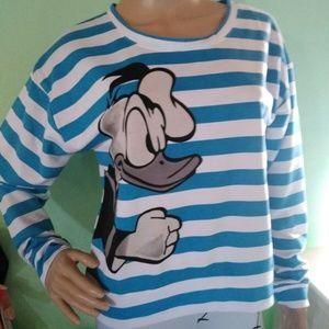 Disney Donald Duck Shirt